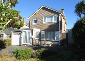 Thumbnail 3 bed detached house for sale in Mewstone Avenue, Wembury, Plymouth
