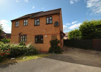 Thumbnail 2 bed semi-detached house for sale in High Cross Avenue, Cross Houses, Shrewsbury, Shropshire
