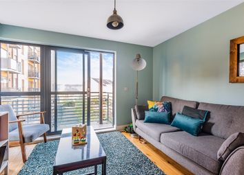 Thumbnail 2 bed flat for sale in Aulay House, 122 Spa Road, London