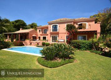 Thumbnail 4 bed villa for sale in La Zagaleta, Benahavis, Costa Del Sol