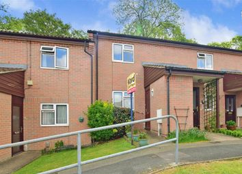 Thumbnail 1 bed flat for sale in Sultan Road, Lords Wood, Chatham, Kent