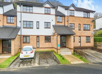 Thumbnail 2 bedroom flat for sale in Crabtree Close, Crabtree, Plymouth