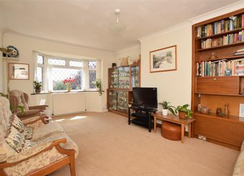 Thumbnail 3 bed bungalow for sale in Highview Road, Brighton, East Sussex