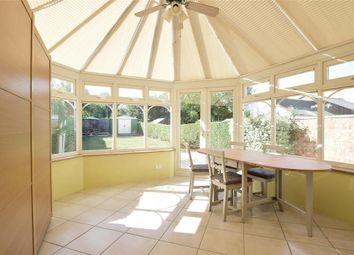 Thumbnail 3 bed terraced house for sale in Woodbridge Avenue, Leatherhead, Surrey