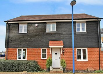 Thumbnail 4 bed link-detached house for sale in Bluewater Quay, Wixams, Bedfordshire