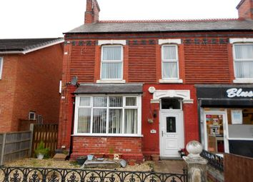 Thumbnail 5 bedroom terraced house for sale in High Street, Johnstown, Wrexham