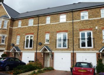 Thumbnail 4 bedroom terraced house to rent in Saville Close, Epsom
