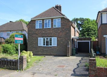Thumbnail 3 bedroom detached house for sale in Monks Road, Banstead