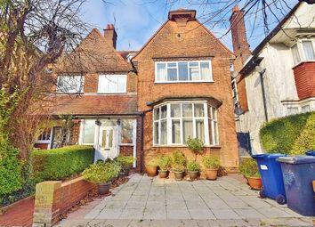 Thumbnail 3 bed maisonette for sale in Ravenscroft Avenue, London