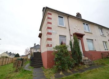 Thumbnail 2 bed flat for sale in Cloberhill Road, Knightswood