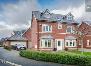 Thumbnail 5 bed detached house for sale in Grenfell Gardens, Colne