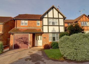 Thumbnail 4 bed detached house for sale in Mill Road, Dunton Green, Sevenoaks