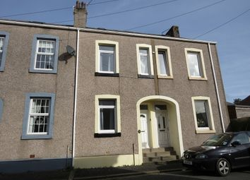 Thumbnail 3 bed terraced house for sale in Hugh Street, Bransty, Whitehaven, Cumbria