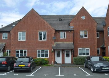 Thumbnail 2 bed flat for sale in Swallow Croft, Lichfield