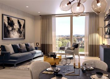 Thumbnail 3 bed flat for sale in Penthouse Collection, Park Place, London