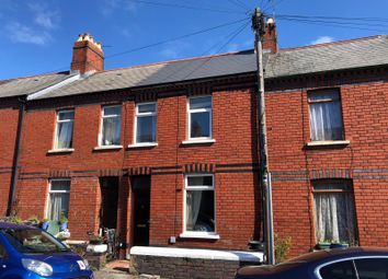 Thumbnail 2 bed property to rent in Florentia Street, Cathays, Cardiff