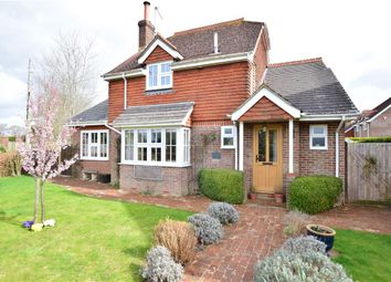 Thumbnail 4 bedroom detached house for sale in Station Road, Isfield, Uckfield, East Sussex