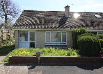 Thumbnail 2 bed semi-detached bungalow to rent in Ridgeway, Saltash