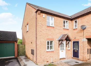 Thumbnail 2 bed terraced house for sale in Buckler Place, Littlemore, Oxford