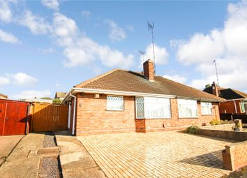 Thumbnail 2 bed bungalow to rent in Rutland Drive, Thurmaston, Leicester, Leicestershire