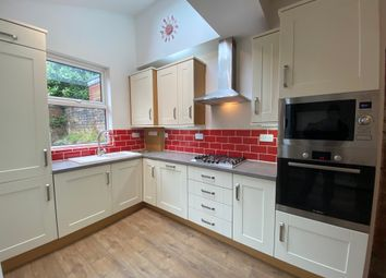 Thumbnail 3 bed terraced house to rent in Cobden View Road, Sheffield