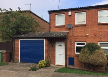 Thumbnail 1 bed semi-detached house to rent in Water Lane, Purfleet