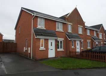 Thumbnail 4 bed town house for sale in Spennymoor Close, Buckshaw Village, Chorley