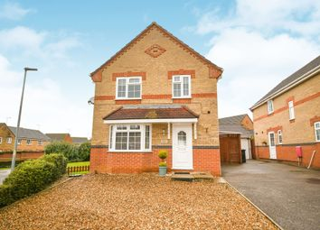 Thumbnail 4 bed detached house for sale in Kendle Way, King's Lynn