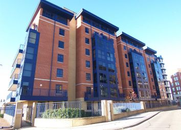 Thumbnail 1 bedroom flat to rent in Charter House, Canute Road, Southampton