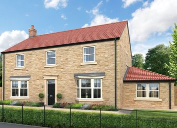 Thumbnail 5 bedroom detached house for sale in Alexander Grove, Low Wood, Swarland