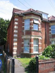 Thumbnail 1 bed flat to rent in Crabton Close Road, Boscombe, Bournemouth