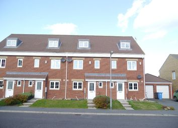 Thumbnail 4 bed terraced house to rent in The Dunes, Hadston, Morpeth