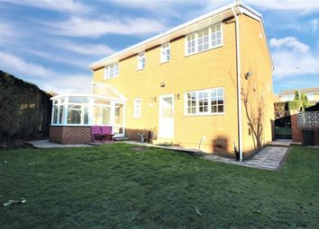 Thumbnail 4 bed detached house to rent in West Bank Drive, South Anston, Sheffield