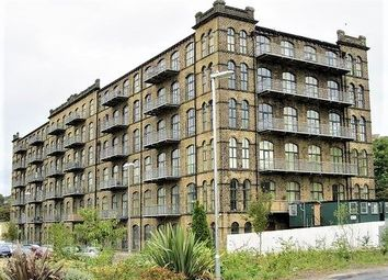 Thumbnail 3 bed flat for sale in Low Westwood Lane, Linthwaite, Huddersfield