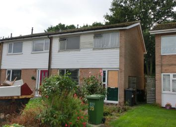 Thumbnail 3 bed end terrace house for sale in Draycote Close, Solihull