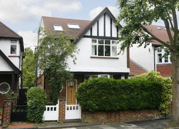Thumbnail 4 bed semi-detached house to rent in Percival Road, London