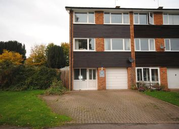 Thumbnail 4 bed end terrace house to rent in Trafford Close, Great Missenden