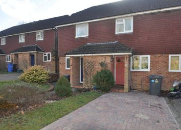 Thumbnail 2 bed terraced house for sale in Coxmoor Close, Church Crookham, Fleet