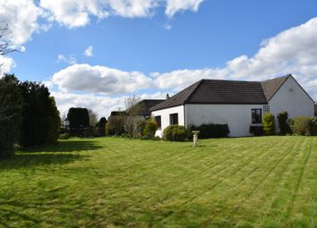 Thumbnail 4 bed detached bungalow for sale in Woodend Cottage Closeburn, Thornhill, 5Jd