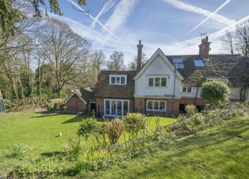 Thumbnail 5 bed semi-detached house for sale in Hill House Cottages Reading Road, Streatley, Reading