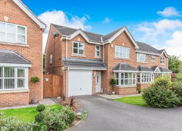 Thumbnail 4 bed detached house for sale in Field Gardens, Thornes, Wakefield