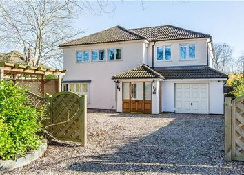 Thumbnail 5 bed detached house for sale in Coppice Avenue, Great Shelford, Cambridge