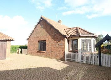 Thumbnail 3 bed bungalow for sale in Ludham, Great Yarmouth, Norfolk