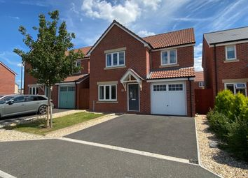 Thumbnail Detached house for sale in Beacon Close, Bathpool, Taunton