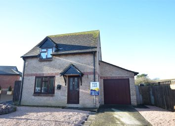 Thumbnail 3 bed detached house for sale in Melliars Way, Flexbury, Bude