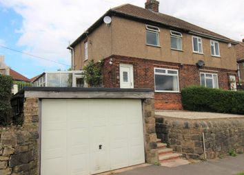 Thumbnail 2 bed semi-detached house for sale in Birches Lane, South Wingfield, Alfreton