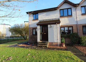 Thumbnail 2 bed flat for sale in 112, Castleview Drive, Paisley, Renfrewshire