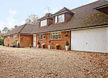 Thumbnail 5 bed detached house for sale in Walkers Ridge, Camberley