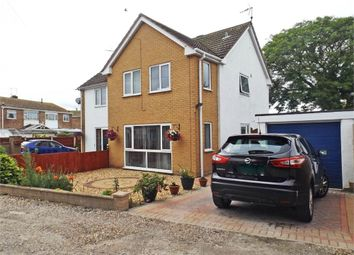 Thumbnail 3 bed semi-detached house for sale in Cae Uchaf, Rhyl, Denbighshire