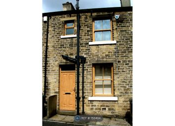 Thumbnail 1 bed terraced house to rent in Wood Street, Huddersfield
